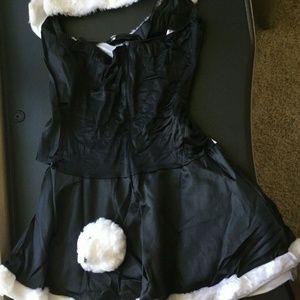 Leg Avenue Other - Leg Avenue 3 Pc Cottontail Cutie Halloween Costume